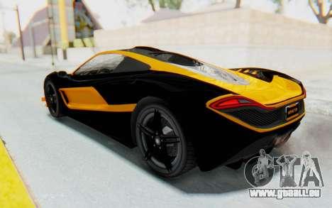 GTA 5 Progen T20 Devil PJ für GTA San Andreas Räder
