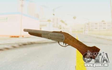 APB Reloaded - Sawnoff für GTA San Andreas zweiten Screenshot