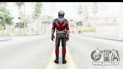 Marvel Future Fight - Ant-Man (Civil War) für GTA San Andreas dritten Screenshot