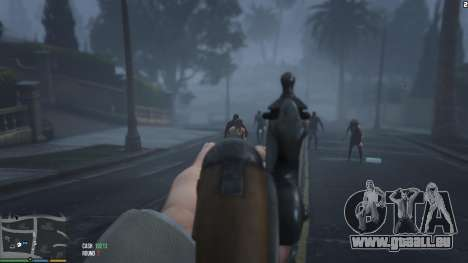 GTA 5 Zombies 1.4.2a dritten Screenshot