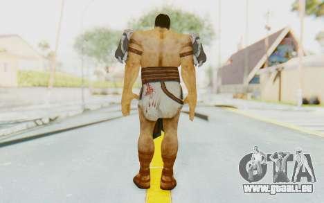 Hercules Skin v3 pour GTA San Andreas troisième écran
