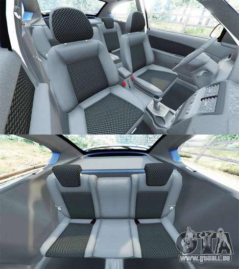 GTA 5 Lada Priora Sport Coupe v0.1 Lenkrad