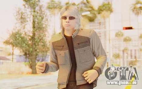 Quicksilver from X-Men pour GTA San Andreas