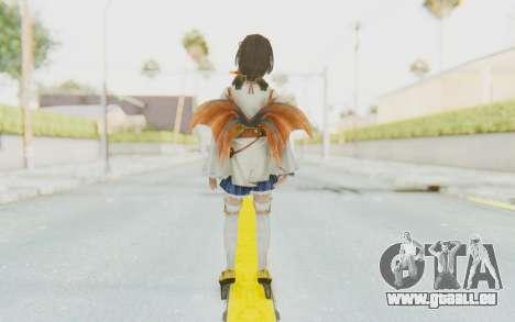 Toukiden: Kiwami - Hatsuho pour GTA San Andreas troisième écran