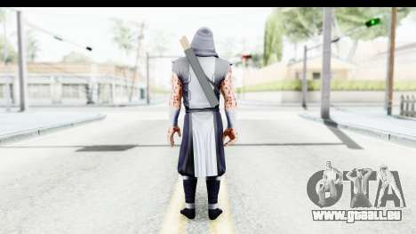 Marvel Heroes - Deadpool (Zen) für GTA San Andreas dritten Screenshot