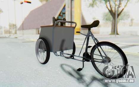 Vermak Levis pour GTA San Andreas laissé vue