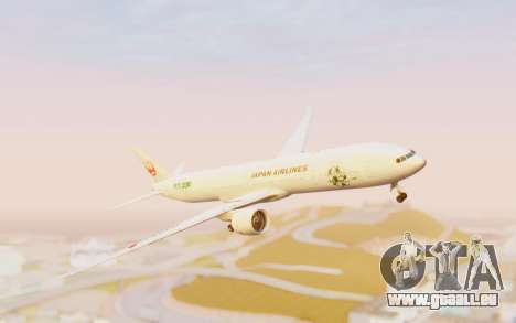Boeing 777-300ER Japan Airlines v1 pour GTA San Andreas