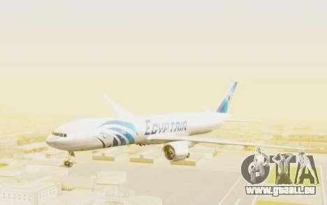 Boeing 777-300ER EgyptAir für GTA San Andreas