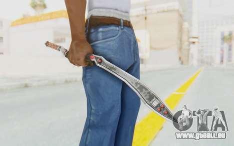 Nata Weapon pour GTA San Andreas