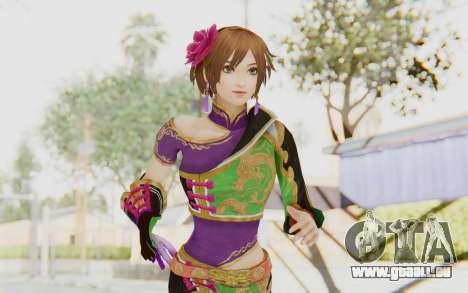 Musou Orochi 2: Ultimate - Sun Shangxiang v2 für GTA San Andreas