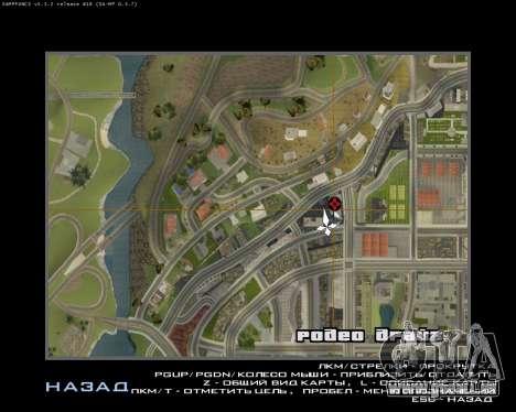 Armenia Erevan Poster für GTA San Andreas fünften Screenshot