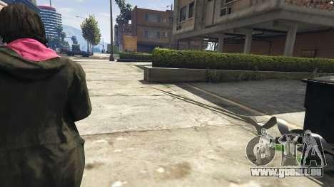 GTA 5 Rongines needle cinquième capture d'écran