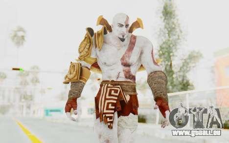 Kratos v2 pour GTA San Andreas