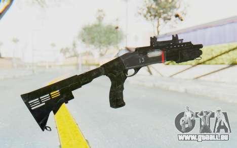 M870 from Rainbow Six: Siege pour GTA San Andreas deuxième écran