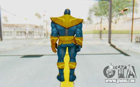 Marvel Future Fight - Thanos für GTA San Andreas dritten Screenshot