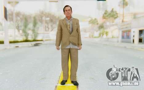 Mafia 2 - Eddie Scarpa Drunk pour GTA San Andreas deuxième écran