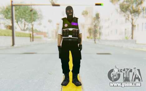 Bahrain Defense pour GTA San Andreas deuxième écran