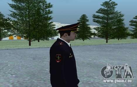General des Ministeriums für GTA San Andreas dritten Screenshot