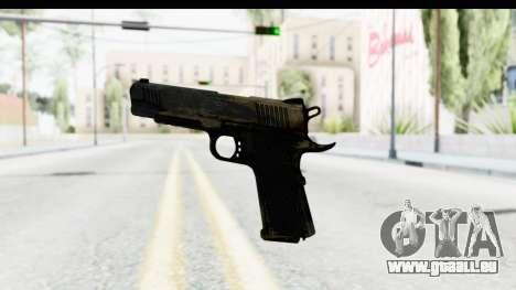 FarCry 3 - Colt 1911 für GTA San Andreas dritten Screenshot