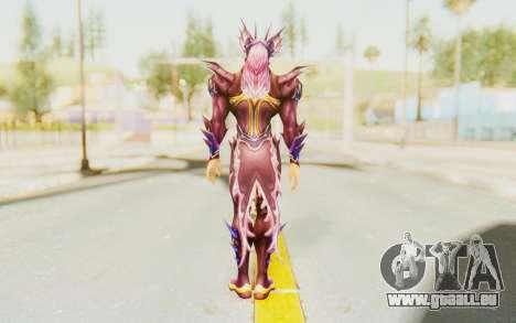 Final Fantasy - Kain pour GTA San Andreas troisième écran