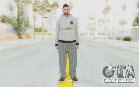 GTA Online Finance and Felony Skin 3 für GTA San Andreas zweiten Screenshot