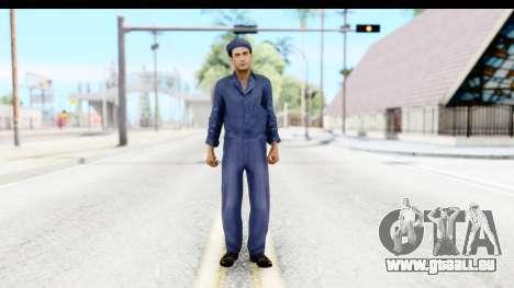 Mafia 2 - Vito Empire Arms für GTA San Andreas zweiten Screenshot