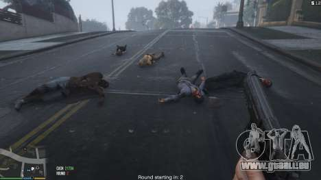 GTA 5 Zombies 1.4.2a vierten Screenshot