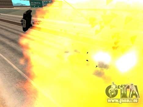 Blast machines für GTA San Andreas her Screenshot