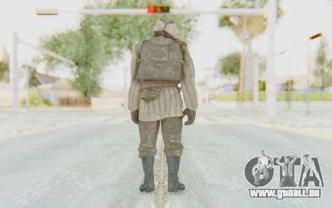 COD BO Dimitri Petrenko Winter für GTA San Andreas dritten Screenshot