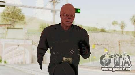 Captain America Super Soldier - Red Skull pour GTA San Andreas