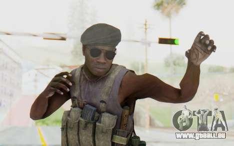 CoD MW3 Africa Militia v1 pour GTA San Andreas