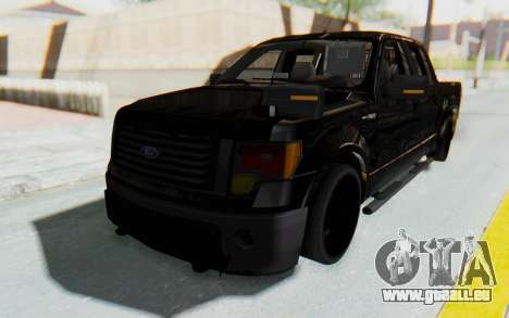 Ford F-150 JDM pour GTA San Andreas