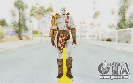 Kratos v2 für GTA San Andreas zweiten Screenshot