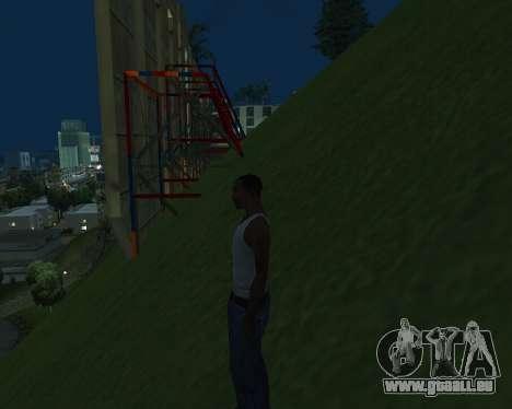 New Vinewood Armenia für GTA San Andreas her Screenshot