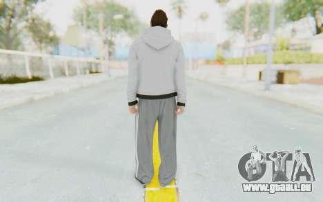 GTA Online Finance and Felony Skin 3 pour GTA San Andreas troisième écran