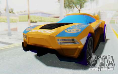 Hot Wheels AcceleRacers 4 pour GTA San Andreas