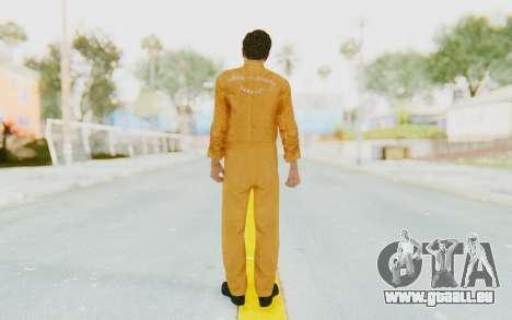 Mafia 2 - Vito Scaletta Robber für GTA San Andreas dritten Screenshot