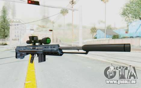 APB Reloaded - Agrotech DMR pour GTA San Andreas