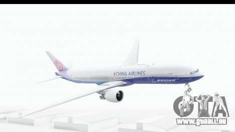 Boeing 777-300ER China Airlines Dreamliner pour GTA San Andreas