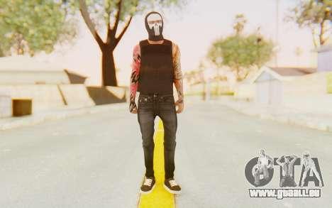 Punisher from GTA Online für GTA San Andreas zweiten Screenshot