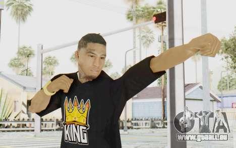 The King Skin pour GTA San Andreas