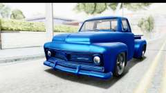 GTA 5 Vapid Slamvan Custom pour GTA San Andreas