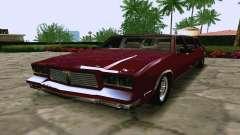Tahoma Limousine v2.0 (HD) pour GTA San Andreas