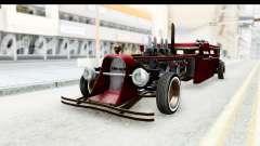 Unique V16 Fordor Ratrod pour GTA San Andreas