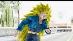 Dragon Ball Xenoverse Future Trunks SSJ3