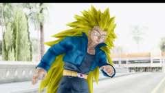 Dragon Ball Xenoverse Future Trunks SSJ3