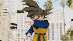 Dragon Ball Xenoverse Goten SJ