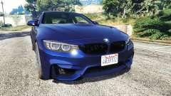 BMW M4 2015 v0.01