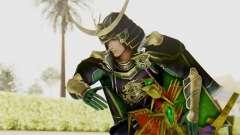 Sengoku Musou 4 - Date Masamune
