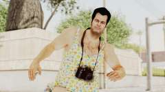 Dead Rising 2 Off The Record Frank West Dress pour GTA San Andreas